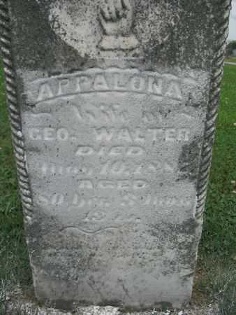 MARTIN WALTER, APPALONA - Van Buren County, Iowa | APPALONA MARTIN WALTER
