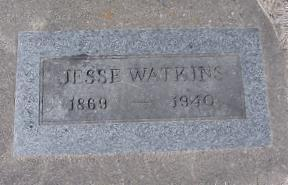 WATKINS, JESSE - Van Buren County, Iowa | JESSE WATKINS