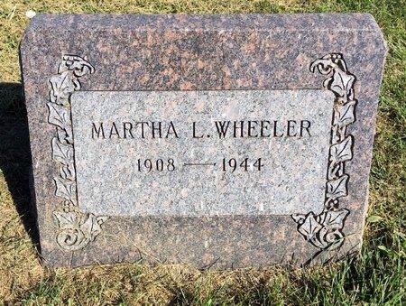 RUARK WHEELER, MARTHA L - Van Buren County, Iowa | MARTHA L RUARK WHEELER