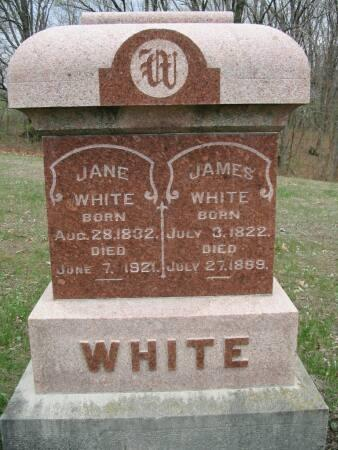 SPURGEON WHITE, JANE - Van Buren County, Iowa | JANE SPURGEON WHITE