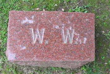 WHITE, WILLIAM - Van Buren County, Iowa | WILLIAM WHITE