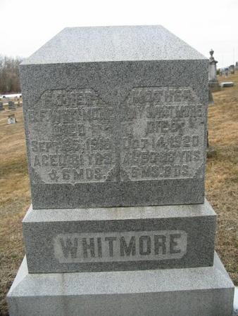 WHITMORE, B.F - Van Buren County, Iowa | B.F WHITMORE