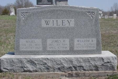WILEY, MABEL - Van Buren County, Iowa | MABEL WILEY