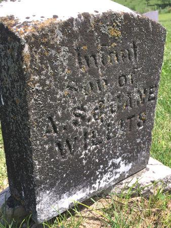WILLITS, INFANT SON - Van Buren County, Iowa | INFANT SON WILLITS