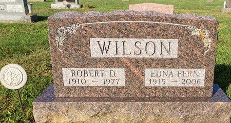 KNOLL WILSON, EDNA FERN - Van Buren County, Iowa | EDNA FERN KNOLL WILSON