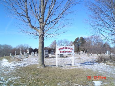 WINCHESTER, CEMETERY - Van Buren County, Iowa | CEMETERY WINCHESTER
