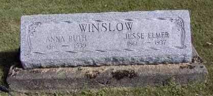 WINSLOW, ANNA RUTH - Van Buren County, Iowa | ANNA RUTH WINSLOW