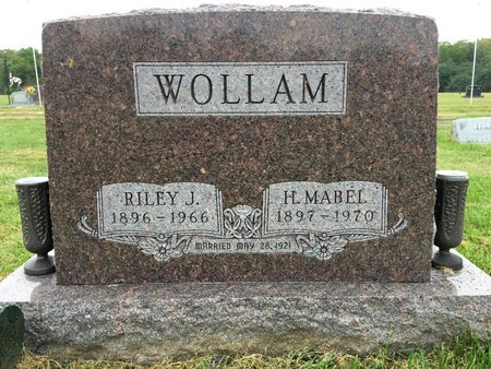 CARNAHAN WOLLAM, H MABEL - Van Buren County, Iowa | H MABEL CARNAHAN WOLLAM