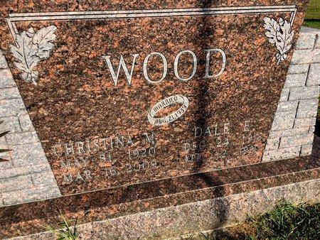 JORAE WOOD, CHRISTINA M - Van Buren County, Iowa | CHRISTINA M JORAE WOOD
