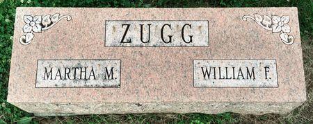 BRUNER ZUGG, MARTHA M - Van Buren County, Iowa | MARTHA M BRUNER ZUGG