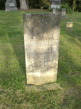 DOWNING ARGABRIGHT, CASSANDRA - Wapello County, Iowa | CASSANDRA DOWNING ARGABRIGHT