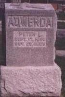 AUWERDA, PETER L. - Wapello County, Iowa | PETER L. AUWERDA