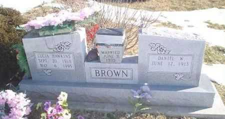 BROWN, DANIEL - Wapello County, Iowa | DANIEL BROWN