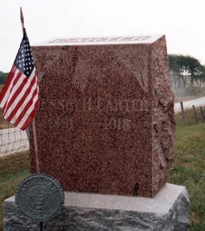 CARTER, JESSE - Wapello County, Iowa | JESSE CARTER