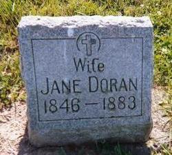 CANNON DORAN, JANE - Wapello County, Iowa | JANE CANNON DORAN