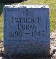 DORAN, PATRICK H. - Wapello County, Iowa   PATRICK H. DORAN