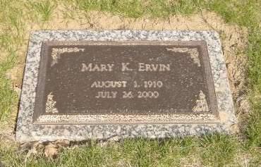 SMITH ERVIN, MARY KATHERINE - Wapello County, Iowa | MARY KATHERINE SMITH ERVIN