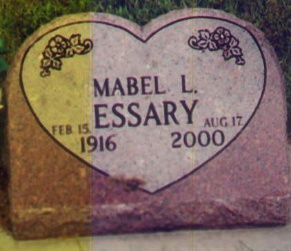 ESSARY, MABEL - Wapello County, Iowa | MABEL ESSARY
