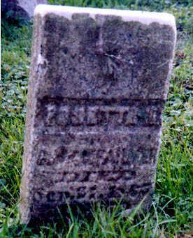 FAILYER, ROSETTA M. - Wapello County, Iowa   ROSETTA M. FAILYER