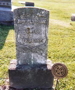 FLEMING, JNO (JOHN) - Wapello County, Iowa | JNO (JOHN) FLEMING