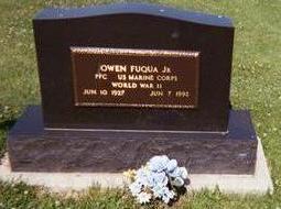 FUQUA, OWEN JR. - Wapello County, Iowa | OWEN JR. FUQUA