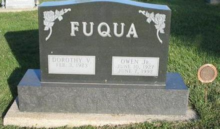 FUQUA, OWEN - Wapello County, Iowa | OWEN FUQUA