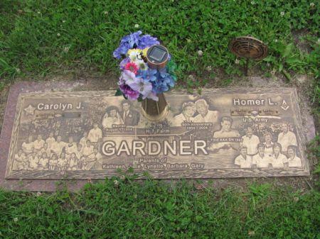 GARDNER, HOMER  L. - Wapello County, Iowa   HOMER  L. GARDNER
