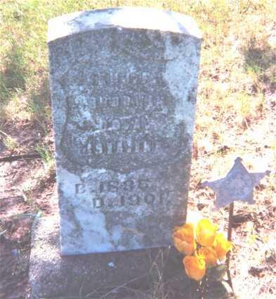 GOODWIN, BENJAMIN F. - Wapello County, Iowa | BENJAMIN F. GOODWIN