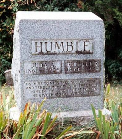 HUMBLE, RICHARD ROMAN - Wapello County, Iowa | RICHARD ROMAN HUMBLE