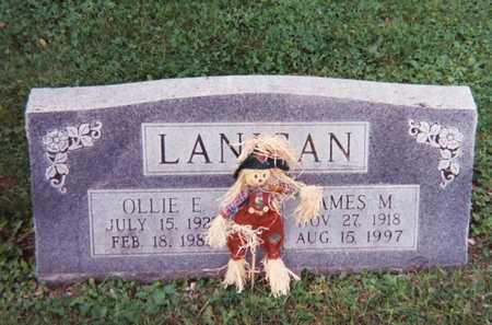 LANIGAN, JAMES - Wapello County, Iowa | JAMES LANIGAN
