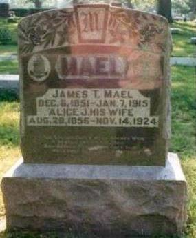MAEL, JAMES T. - Wapello County, Iowa | JAMES T. MAEL