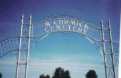 MCCORMICK, CEMETERY - Wapello County, Iowa | CEMETERY MCCORMICK