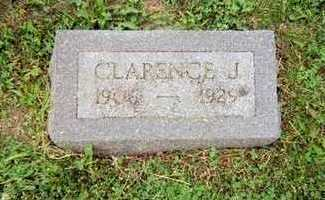 MCDAVITT, CLARENCE - Wapello County, Iowa | CLARENCE MCDAVITT