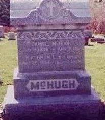 MCHUGH, KATHERINE L. - Wapello County, Iowa | KATHERINE L. MCHUGH