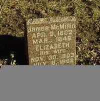 MCMILLIN, JAMES - Wapello County, Iowa | JAMES MCMILLIN