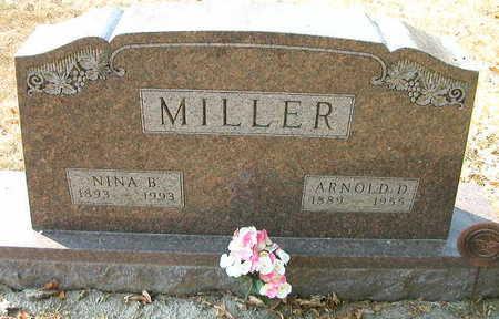 MILLER, ARNOLD D. - Wapello County, Iowa | ARNOLD D. MILLER