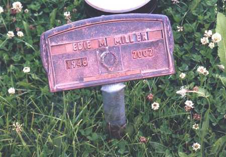 MILLER, EDDIE - Wapello County, Iowa | EDDIE MILLER