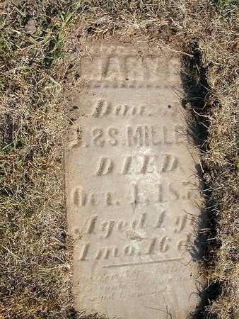 MILLER, MARY ELLON - Wapello County, Iowa | MARY ELLON MILLER