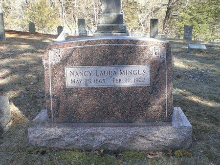 LAURA MINGUS, NANCY - Wapello County, Iowa | NANCY LAURA MINGUS
