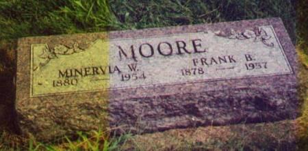 MOORE, FRANK - Wapello County, Iowa | FRANK MOORE