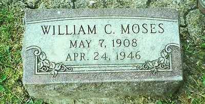 MOSES, WILLIAM C. - Wapello County, Iowa | WILLIAM C. MOSES