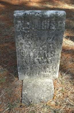 MYERS, FRANCIS E. - Wapello County, Iowa   FRANCIS E. MYERS