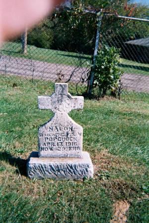 POPCHOCK, NALON - Wapello County, Iowa | NALON POPCHOCK