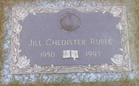 RUBLE, JILL IRENE - Wapello County, Iowa | JILL IRENE RUBLE