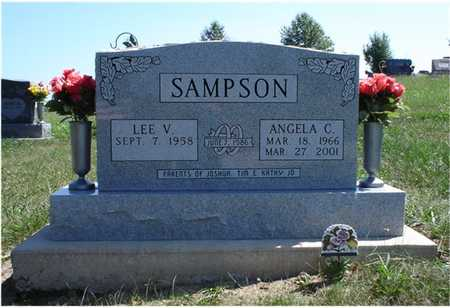 SAMPSON, ANGELA - Wapello County, Iowa   ANGELA SAMPSON
