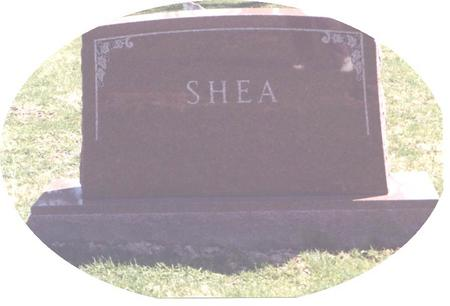 SHEA, JESSE W. - Wapello County, Iowa | JESSE W. SHEA