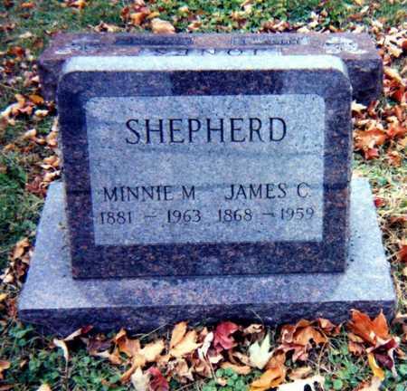 SHEPHERD, JAMES - Wapello County, Iowa | JAMES SHEPHERD