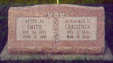 CHRISTNER, BENJAMIN - Wapello County, Iowa | BENJAMIN CHRISTNER
