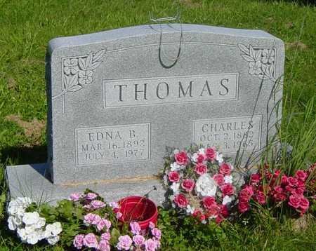 THOMAS, EDNA - Wapello County, Iowa | EDNA THOMAS
