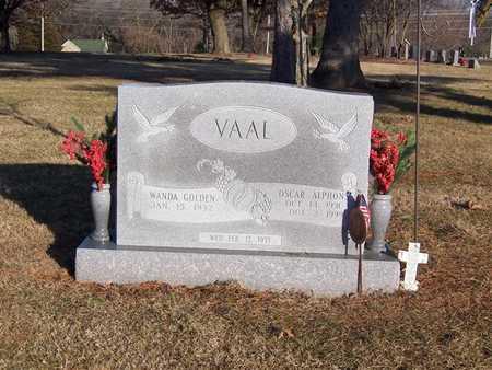 VAAL, WANDA - Wapello County, Iowa | WANDA VAAL